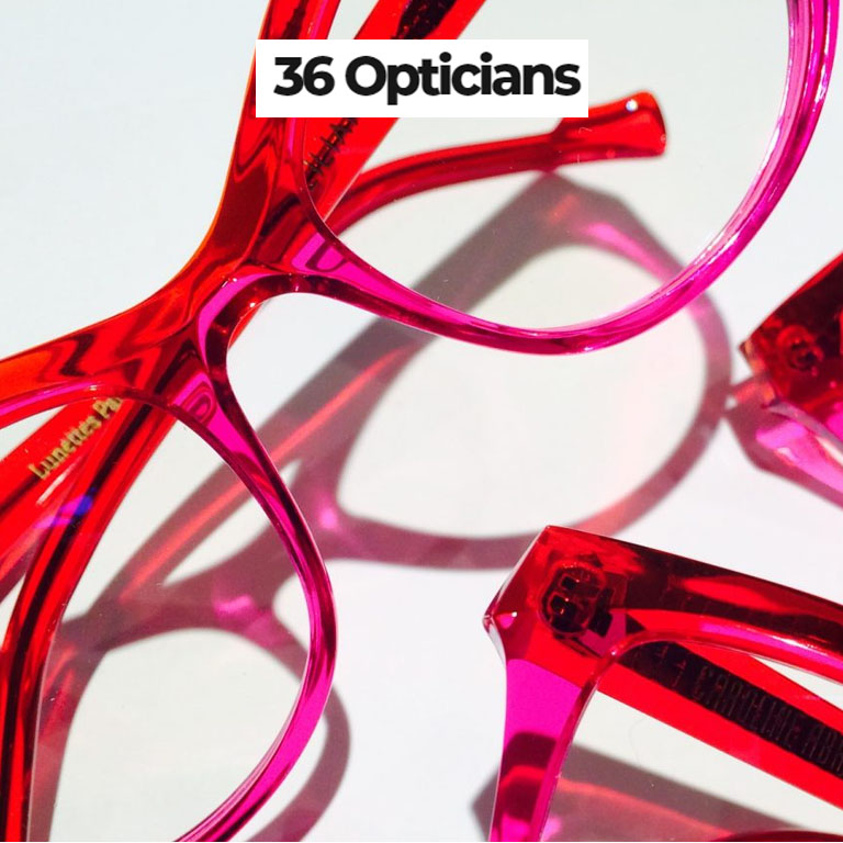36 Opticians